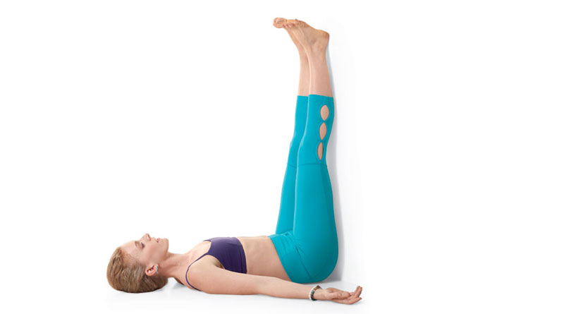 Benefits of Legs Up the Wall Pose