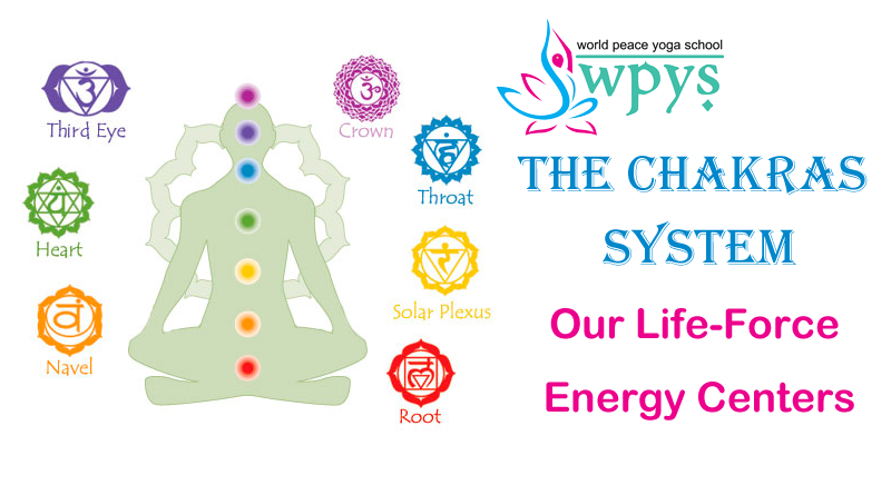 The Chakras System, Our Life-Force Energy Centers