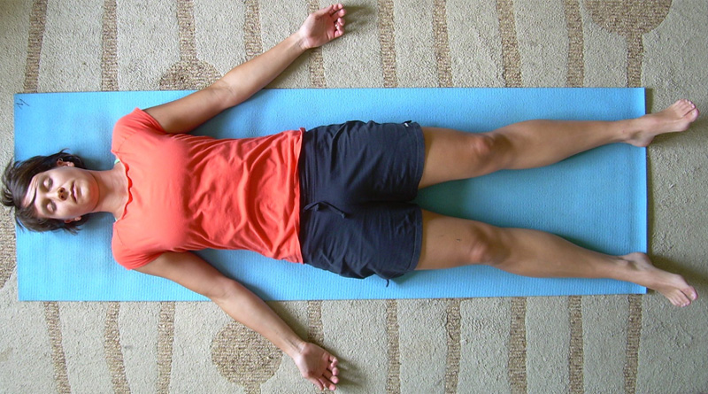 Benefits of the Corpse Pose (Shavasana)