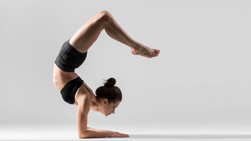 Benefits of Scorpion Pose