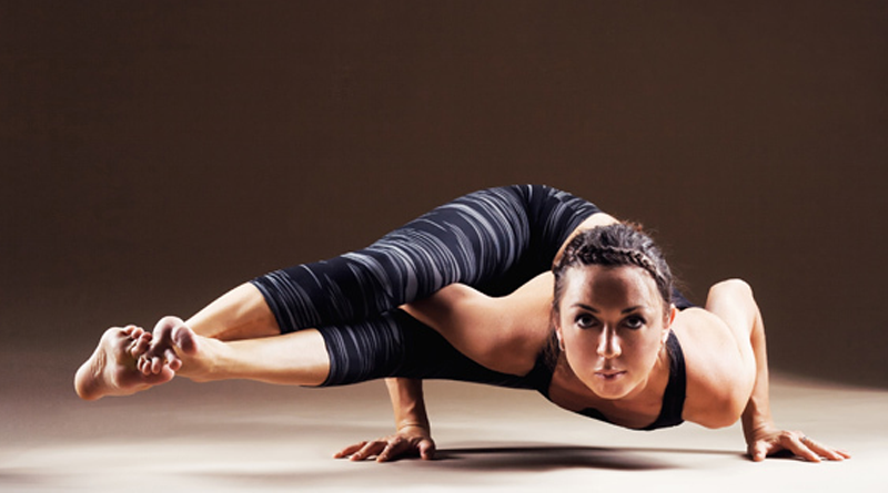 Eight-Angle Pose