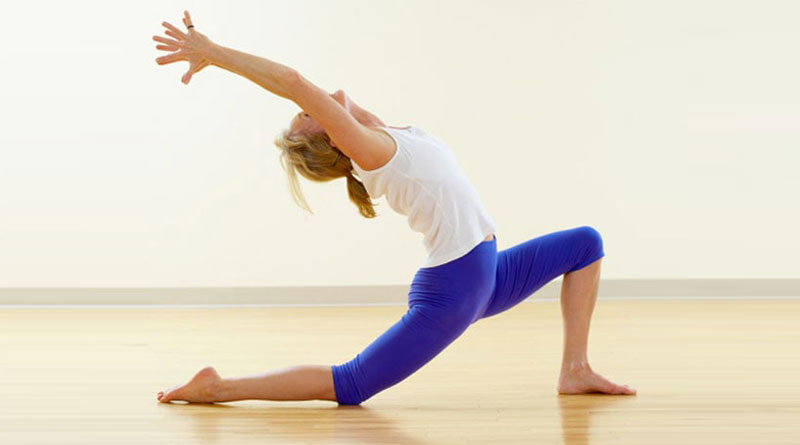 health benefit of Low lunge (Anjaneyasana)