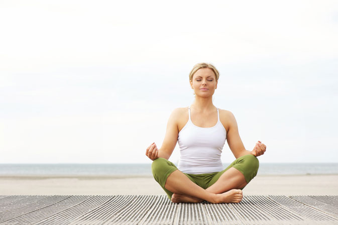 Kapalbhati Pranayama for Weight Loss