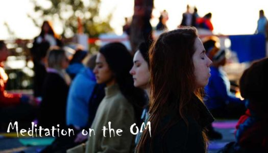 Meditation on the OM