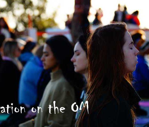 Meditation on the OM