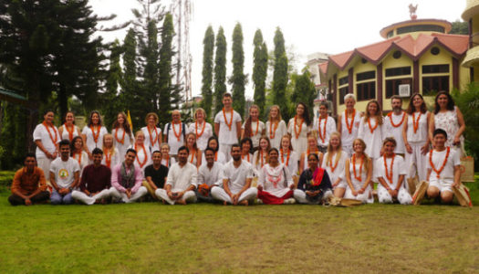 Components of 200 Hour Yoga Teacher Training Rishikesh